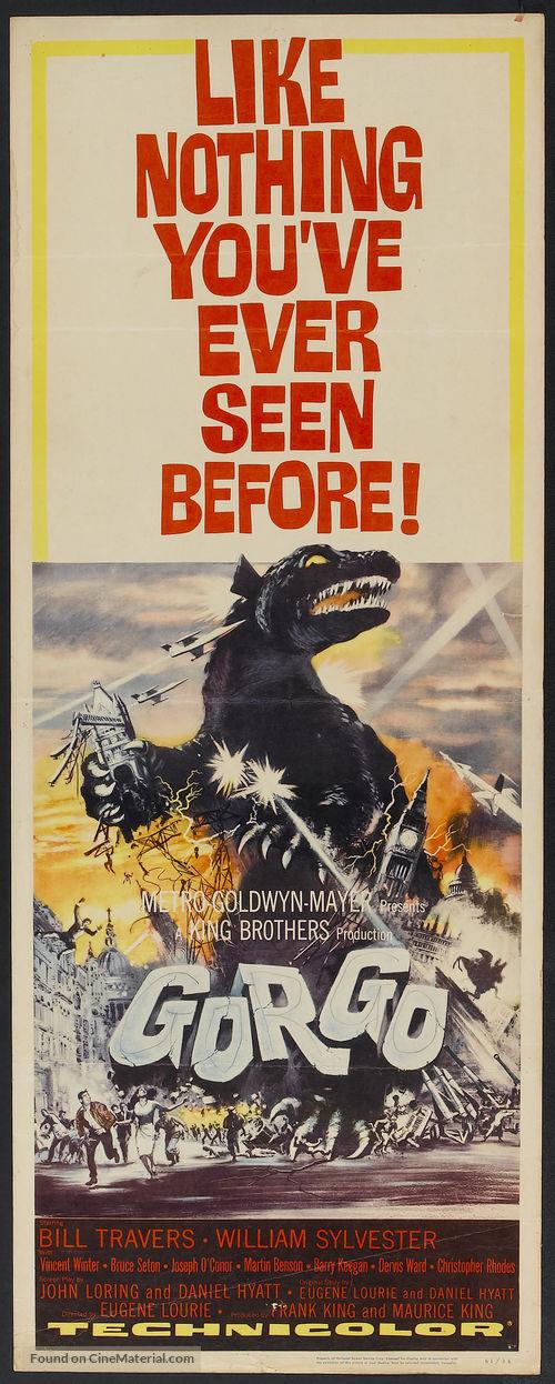 Gorgo - Movie Poster