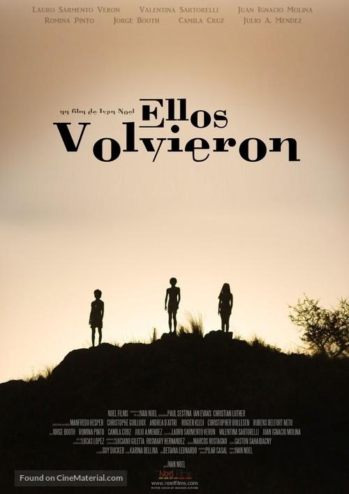 Ellos Volvieron - Argentinian Movie Poster