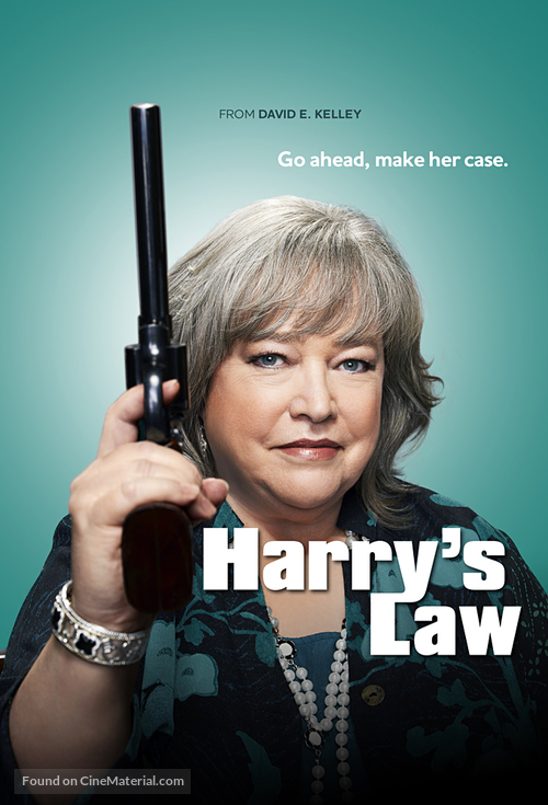 """Harry's Law"" - Movie Poster"
