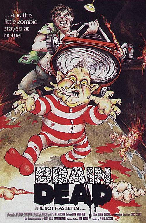 Braindead - Australian Movie Poster