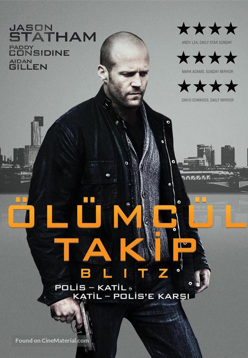 Blitz - Turkish Movie Poster