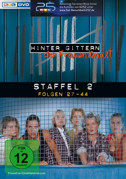 """Hinter Gittern - Der Frauenknast"" - German Movie Cover"