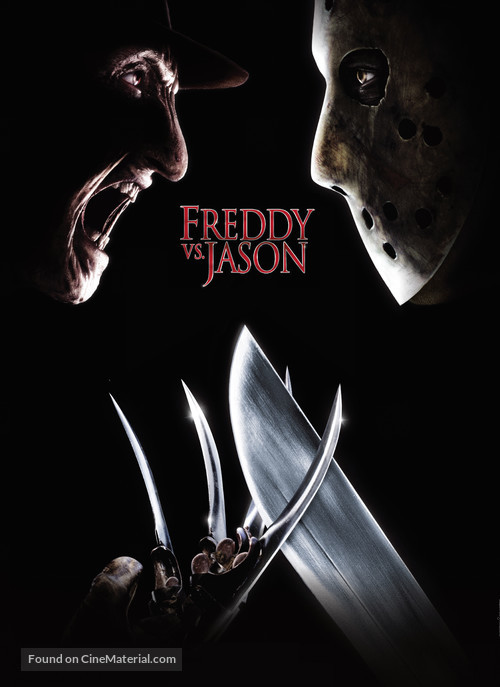 Freddy vs. Jason - Movie Poster