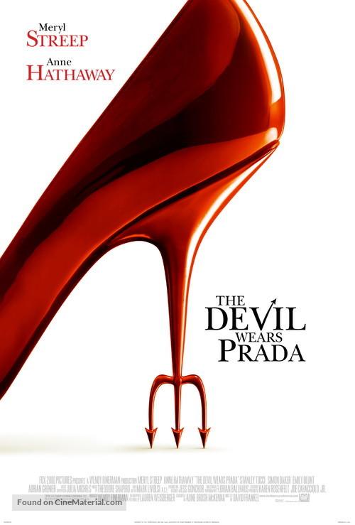 The Devil Wears Prada - Movie Poster