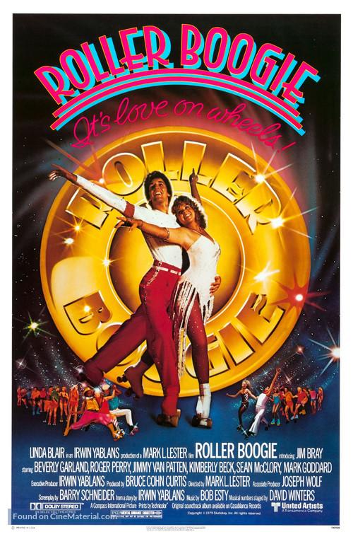 Roller Boogie - Movie Poster