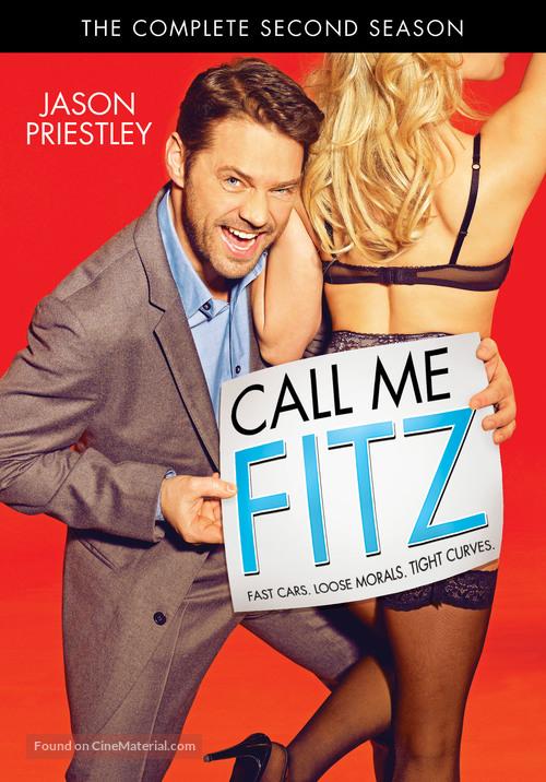"""Call Me Fitz"" - DVD movie cover"