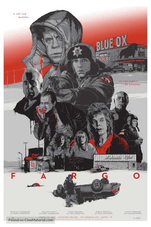 Fargo - Movie Poster