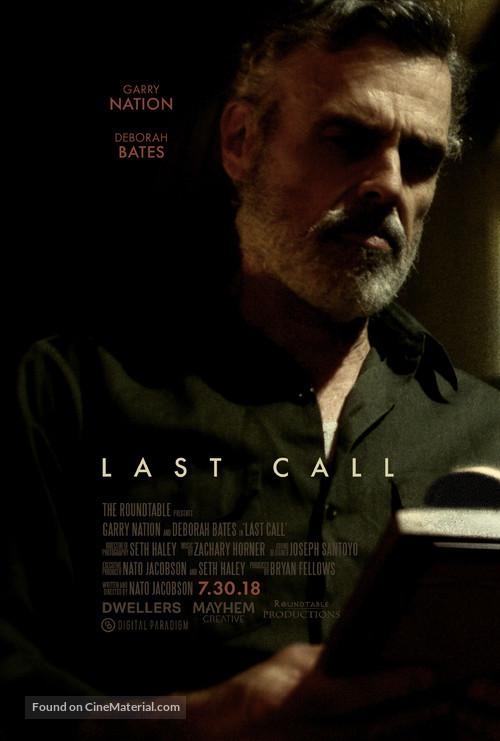 Last Call - Movie Poster