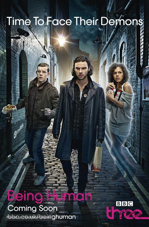 """Being Human"" - British Movie Poster"