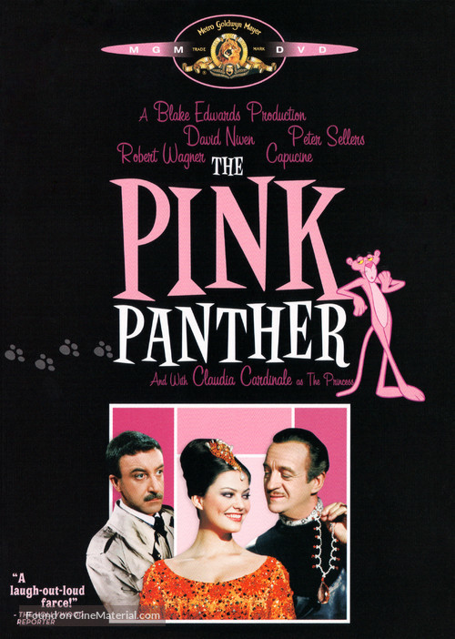 The Pink Panther - Movie Cover