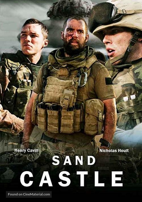Sand Castle - British Movie Cover