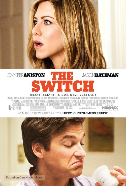 The Switch - Movie Poster