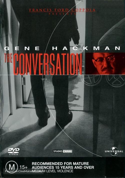 The Conversation - Australian Movie Cover