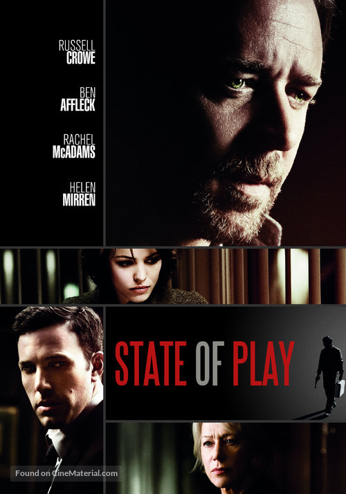 State of Play - Movie Cover