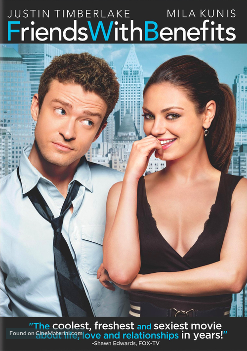 Friends with Benefits - Movie Cover