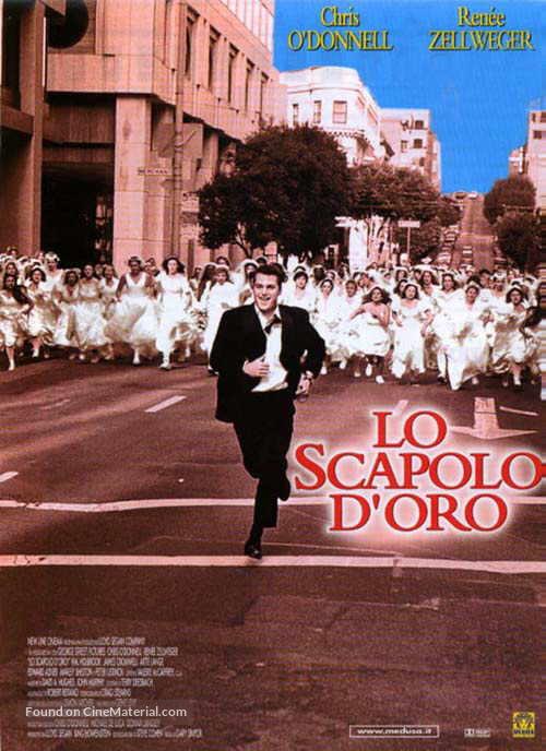The Bachelor - Italian Movie Poster