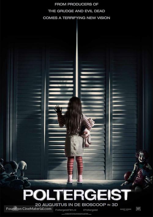 Poltergeist - Dutch Movie Poster