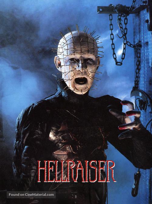 Hellraiser - German Movie Poster