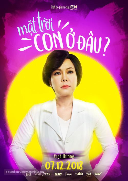 Mat Troi, Con O Dâu? - Vietnamese Movie Poster
