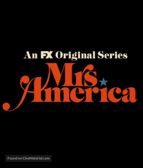 """Mrs. America"" - Logo"