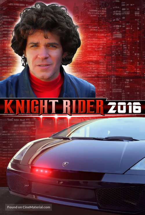 knight rider 2016 movie poster. Black Bedroom Furniture Sets. Home Design Ideas