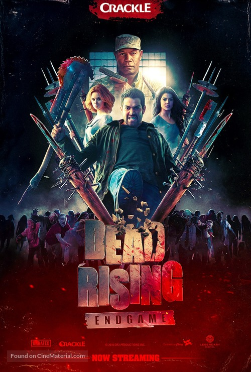 Dead Rising: Endgame - Movie Poster