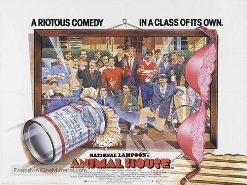 Animal House - British Movie Poster