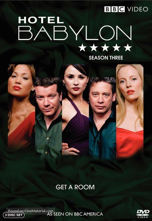 """Hotel Babylon"" - Movie Cover"