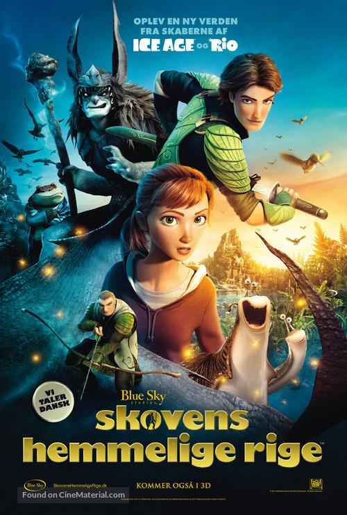 Epic - Danish Movie Poster