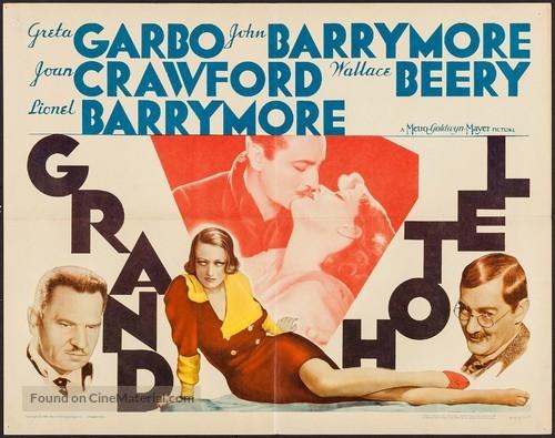 Grand Hotel - Movie Poster