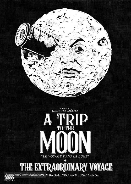 Le voyage dans la lune - British Movie Cover