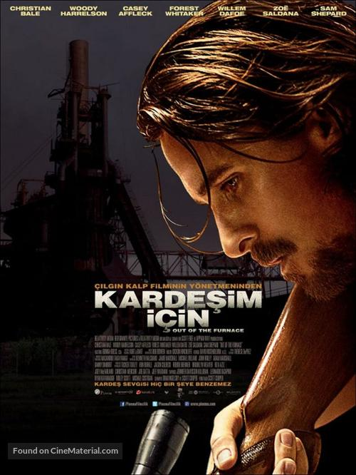 Out of the Furnace - Turkish Movie Cover