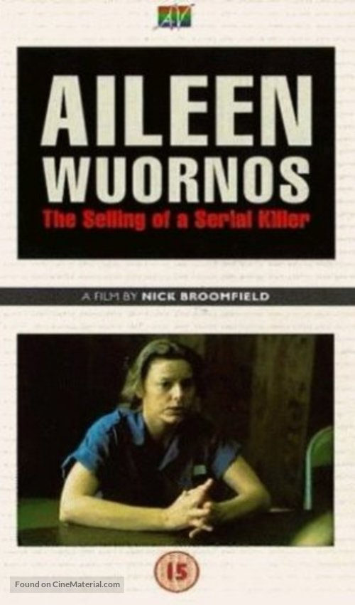 Aileen Wuornos: The Selling of a Serial Killer - British VHS movie cover