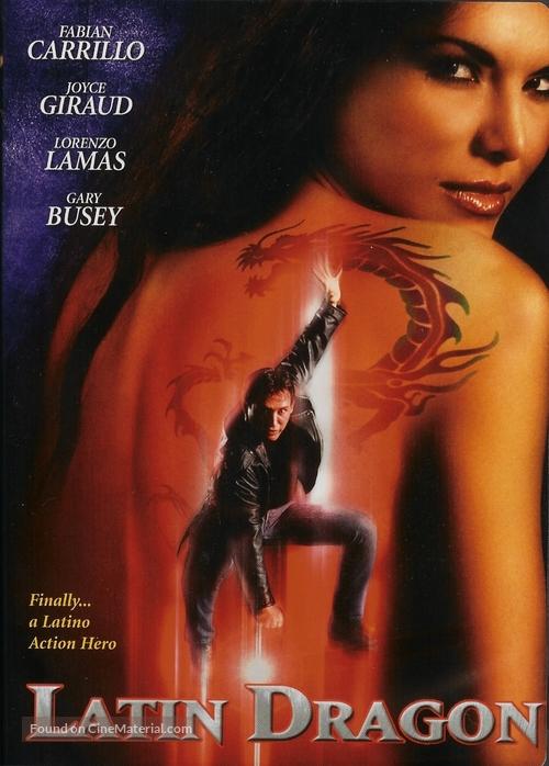 Latin Dragon - poster