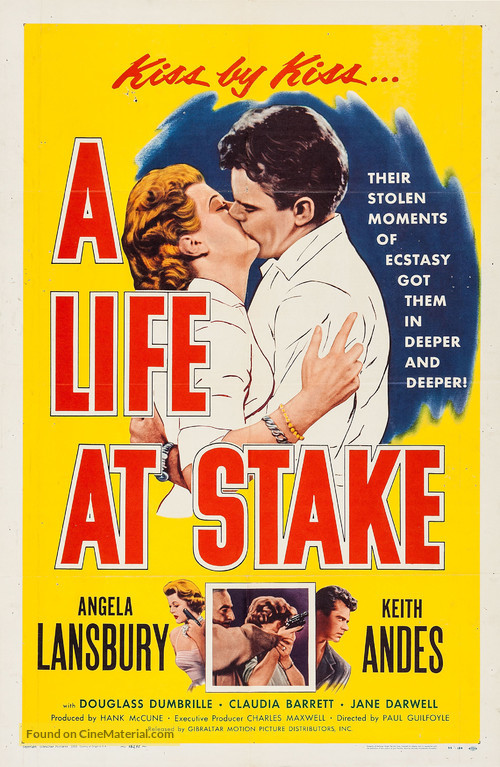 A Life at Stake - Movie Poster