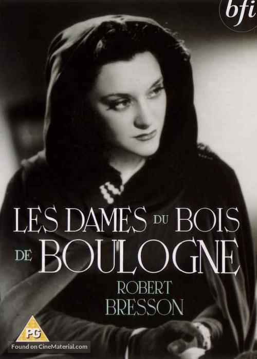 Dames du Bois de Boulogne, Les - British Movie Cover