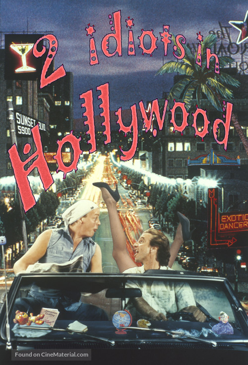 Two Idiots in Hollywood - Movie Cover
