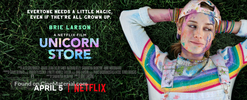 Unicorn Store - Movie Poster