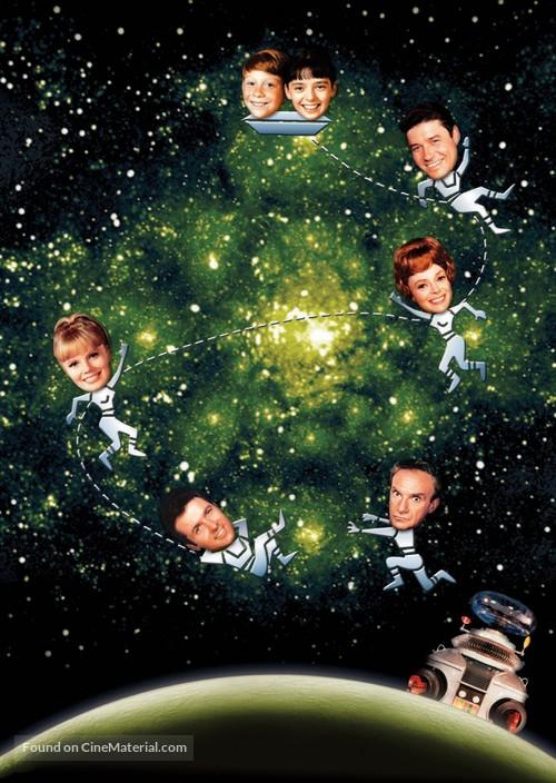 """""""Lost in Space"""" - Key art"""