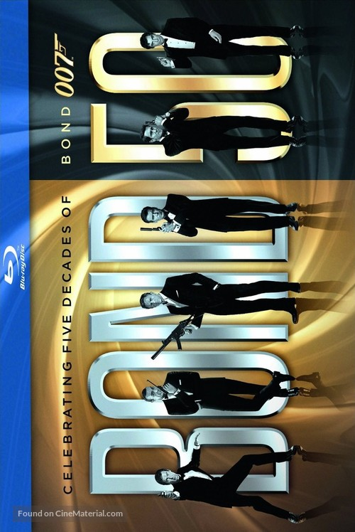 Quantum of Solace - Blu-Ray movie cover