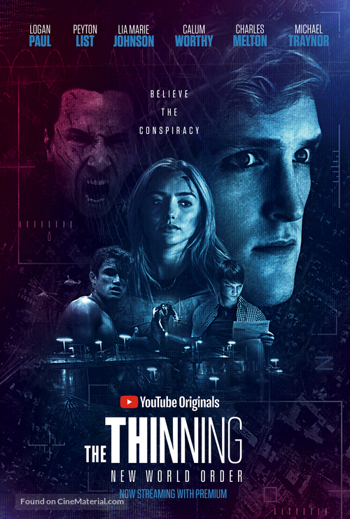 The Thinning: New World Order - Movie Poster