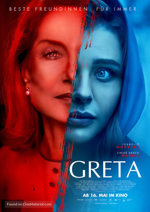 Greta - German Movie Poster
