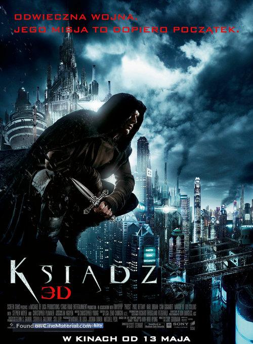 Priest - Polish Movie Poster