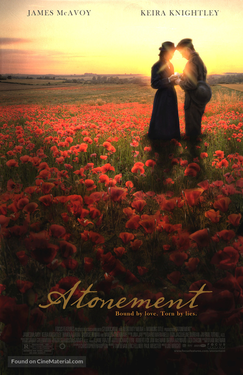 Atonement - Movie Poster