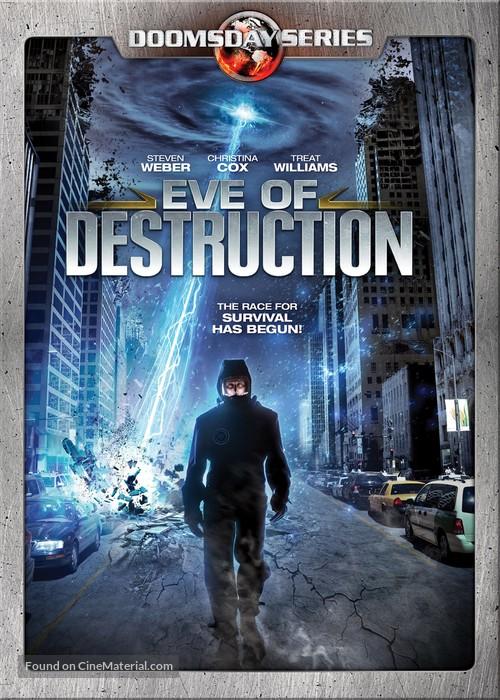 """Eve of Destruction"" - DVD movie cover"
