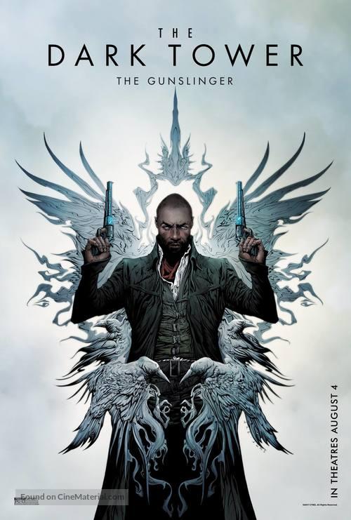 The Dark Tower - Movie Poster