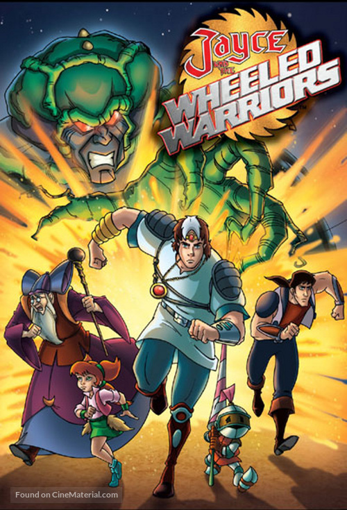 """""""Jayce and the Wheeled Warriors"""" - Movie Poster"""