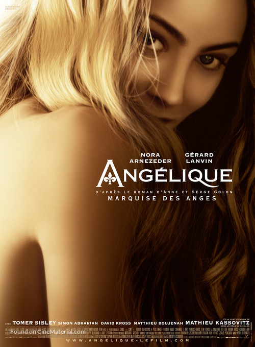 Angélique - French Movie Poster