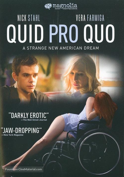 Quid Pro Quo - Movie Poster