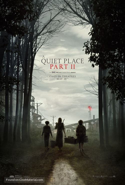 A Quiet Place: Part II - Movie Poster